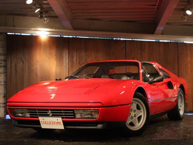 フェラーリ GTS ヨーロッパ仕様