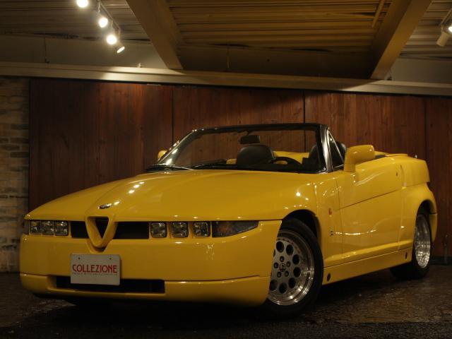 RZ 世界限定車 左ハンドル 5速MT ブラックレザーシート 純正16AW