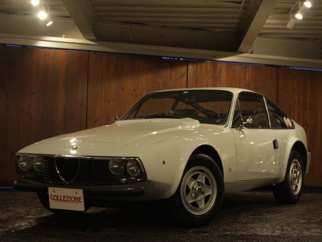 アルファロメオ ザガート  1300 ジュニアザガード 左ハンドル 5速MT車 ブラックレザーシート
