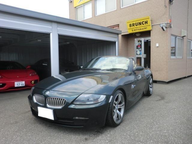 BMW ロードスター2.5i HDDナビ 本革