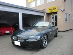 BMW Z4ロードスター2.5i HDDナビ 本革