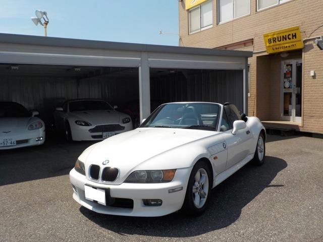 BMW 2.2i ホワイト