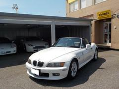 BMW Z3ロードスター2.2i ホワイト