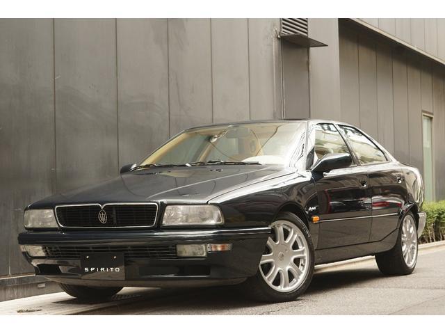 マセラティ V8 中期型