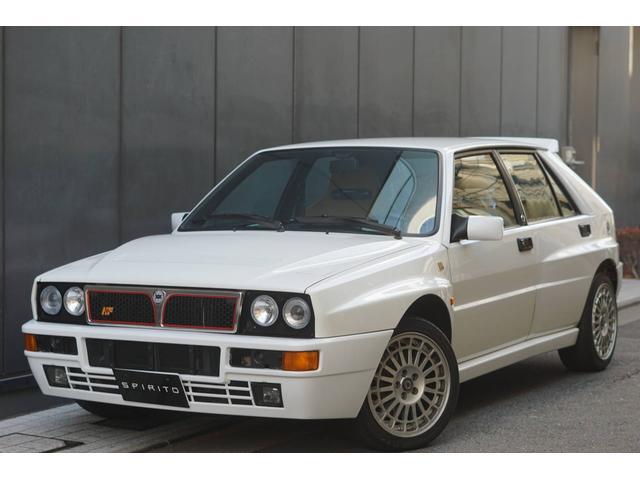 デルタ(ランチア)HFインテグラーレ エボルツィオーネII 中古車画像