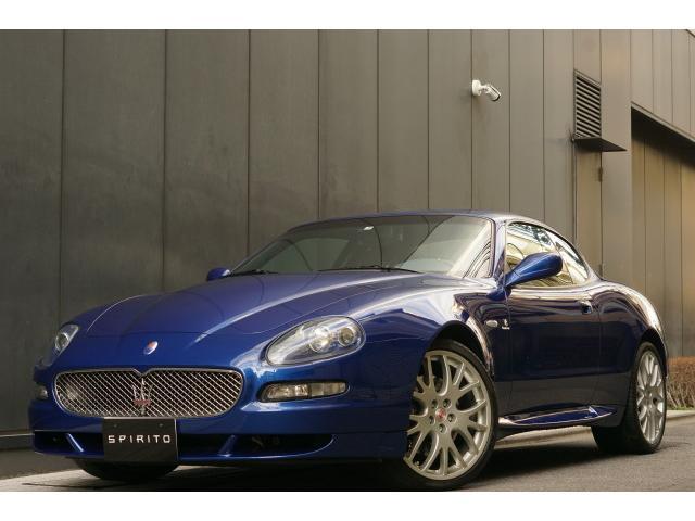 マセラティ ベースグレード 正規D車 V8フェラーリ製エンジン 本革