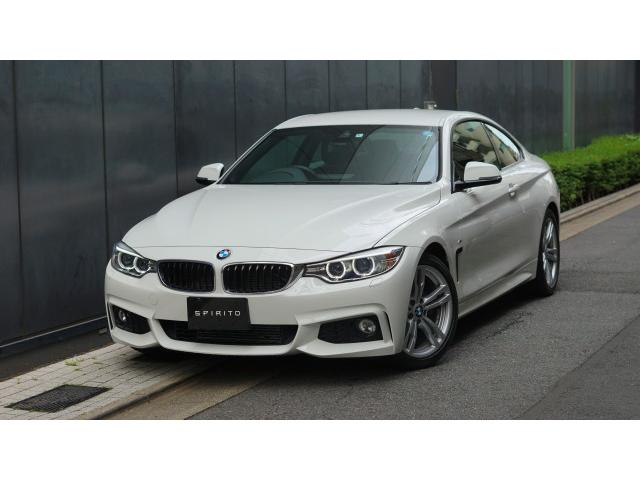 BMW 420i クーペMスポーツ 1オーナー 正規D車 記録簿