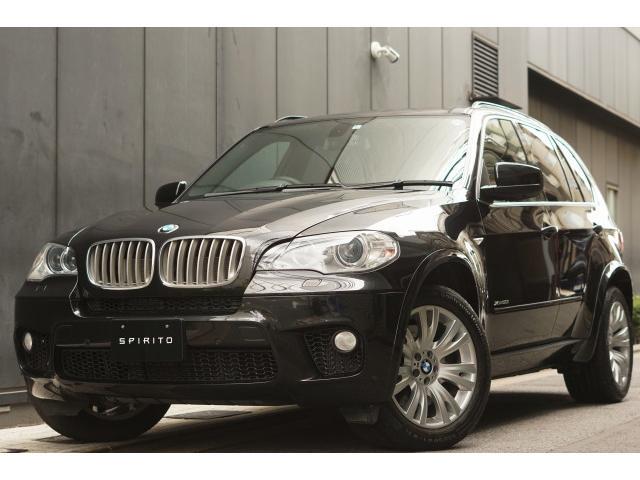 BMW xDrive 50iMスポPセルフレベリングリヤサス