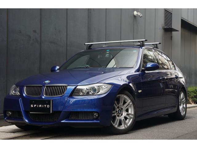 BMW 323i Mスポーツパッケージ 正規D車/サンルーフ/HID