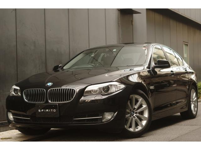 BMW 5シリーズ 535i 1オーナー ブラックレザー ベンチレーションシート