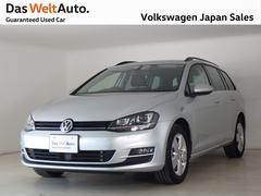 VW ゴルフヴァリアントTSIコンフォートライン ディスカバープロBC 認定中古車
