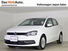 VW ポロトレンドライン ワンオーナー コンポジションメディア