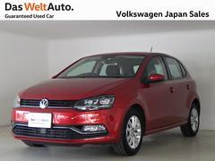 VW ポロ認定中古車 TSIコンフォートライン マイスター