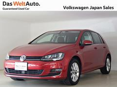 VW ゴルフ限定車ラウンジACCディスカバープロワンオーナー認定中古車