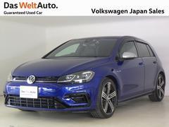 VW ゴルフR7.5モデルベースグレード4モーション7速DSG認定中古車