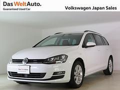 VW ゴルフヴァリアントTSI コンフォートライン ディスカバープロ 認定中古車