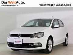 VW ポロTSIコンフォートライン ナビパッケージ 認定中古車