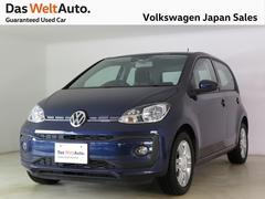 VW アップ!ハイアップ スマホ連携 インフォテイメントPKG 元社有車