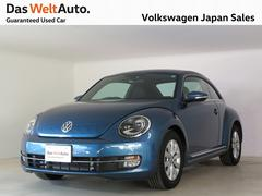 VW ザ・ビートルデザイン 走行5500km ナビ  リアセンサー 認定中古車