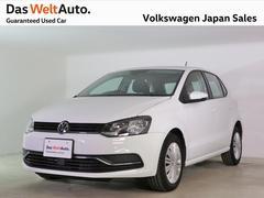 VW ポロTSIコンフォートライン 衝突被害軽減ブレーキ 認定中古車