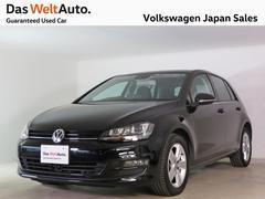 VW ゴルフコンフォートラインデアエアステ750台限定ACC 認定中古車
