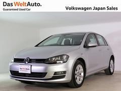 VW ゴルフTSIコンフォートライン ACC リアカメラ 認定中古車