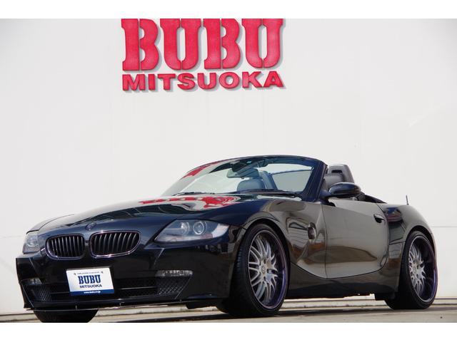 BMW ロードスター2.5i HDDナビ 地デジ 車高調 マフラー