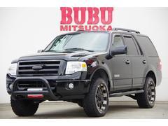 フォード エクスペディションXLT 4WD 新車並行 リフトUP 20AW 黒革 地デジ