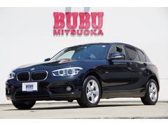 BMW118d スポーツ 自動ブレーキ ナビ ETC2.0 Bカメ