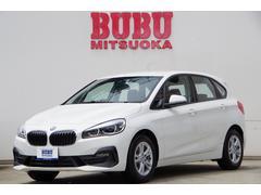 BMW218dアクティブツアラー 純正ナビ スマートキー ETC