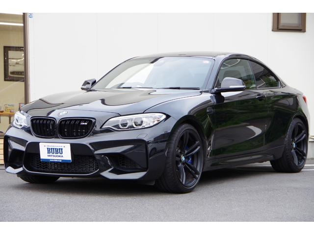 BMW M2 純正19インチAW HIDヘッドライト レザーシート
