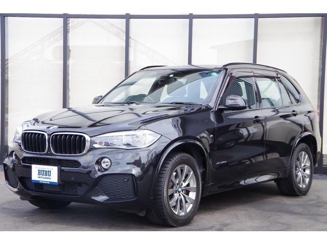 BMW xDrive 35d Mスポーツ 純正20AW スタッドレス有 衝突被害軽減ブレーキ 車線逸脱警告 ACC サラウンドビュー ナビ 地デジ Bluetooth パドルシフト 黒革シート ETC2.0 LEDヘッドライト&フォグランプ