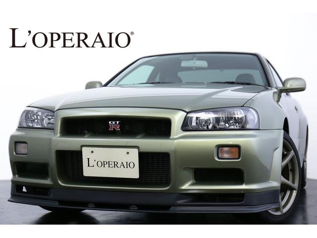 日産 GT-R Mスペック Nur 専用カラー 1オーナー