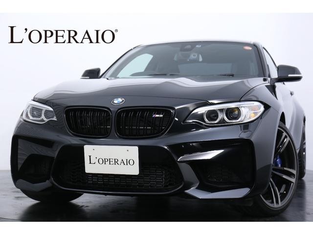 BMW M2 新車保証継承 1オーナー車 アクティブクルコン