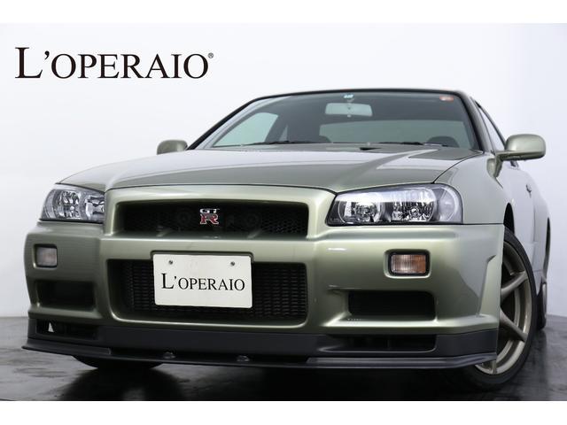 日産 GT-R VスペックII ニュル 1000台限定車