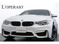 BMWM4クーペ 6MT Mドライブロジック カーボンルーフ
