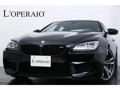 BMW M6グランクーペ 左ハンドル カーボンスポイラー・デュフューザー