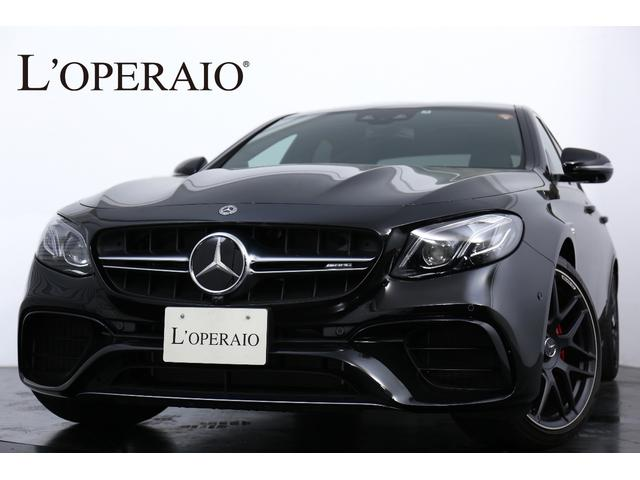 メルセデスAMG E63 S 4マチック+ エクスクルーシブPKG 新車保証