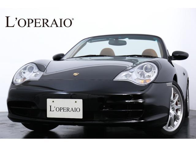 ポルシェ 996カレラ4 カブリオレ D車 右H 後期型 整備記録簿