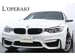 BMWM3 M−DCTドライブロジック ワンオーナー