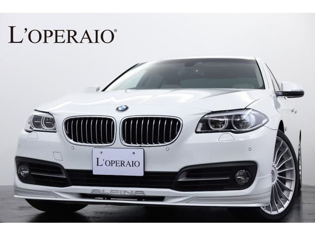 BMWアルピナ ターボ リムジン 後期モデル サンル-フ 正規D車 右H