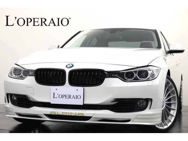 BMWアルピナ ビターボ リムジン ハーマンカードンスピ-カ- D車 右ハン