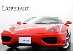 フェラーリ 360モデナF1 最終モデル 正規D車 クラッチ残80パーセント
