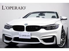 BMW M4M4カブリオレ コンペティション D車 保証付き