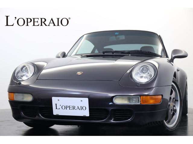 ポルシェ 911S TIP-S べオスメタリック(限定車) 正規D車