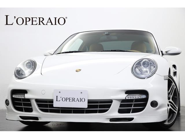 ポルシェ 911 911ターボ スポーツクロノPKG 社外LEDテールレンズ