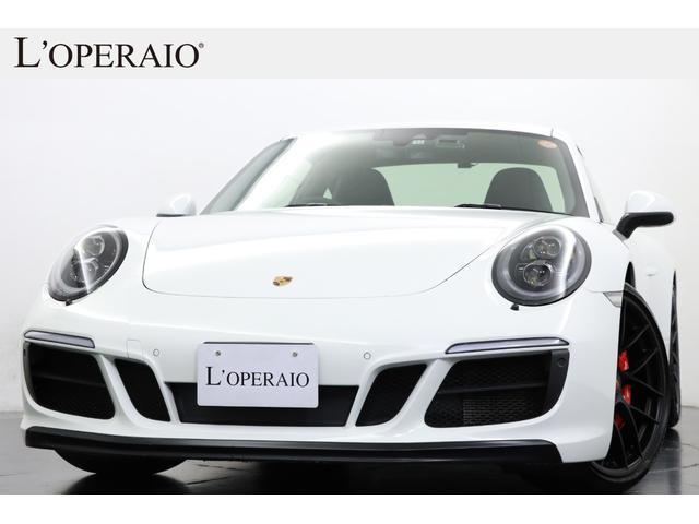 ポルシェ 911 911カレラ4GTS PDCC Fリフト スポーツクロノPKG スポエグエントリー&ドライブ イエローメーターパネル 前後パークセンサー アルカンターラGTスポーツステアリング シートH バックカメラ