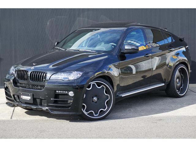 BMW xDrive 50iハーマンエアロFORGIATO24マフラ