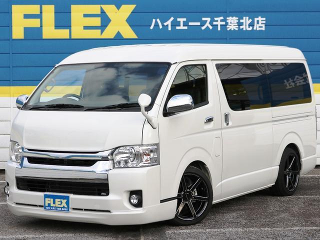 トヨタ GL 10人乗り 内装アレンジ ラウンジ3 横向きベンチ