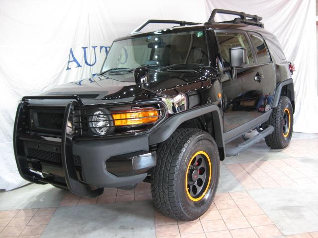 トヨタ ブラックカラーパッケージ・デフロック・リフトアップ・地デジ